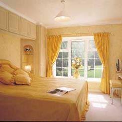 Bedroom on Sandalwood Bedroom   Lissett Residential Homes Ltd